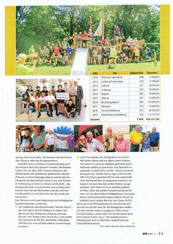 Artikel Isabell-Zachert-Stiftung